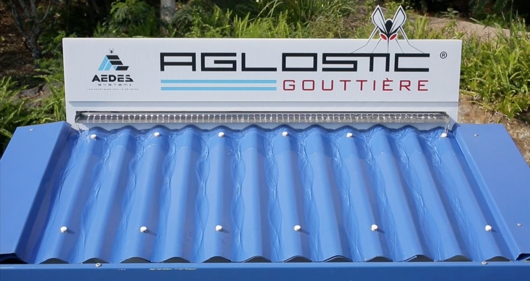 AGLOSTIC®, the ecological and permanent filter that only lets water through