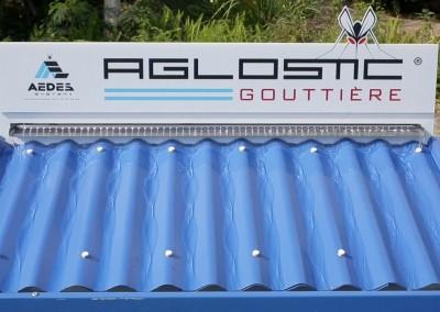 AGLOSTIC®, el filtro ecológico y permanente que permite solo al agua de pasar