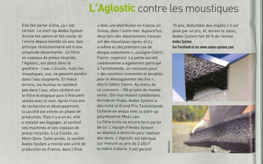 (Français) Parution presse magazine CONSTRUIRE – Octobre 2020